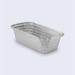 Forma de Alumínio Alimentar para Take Away / Embalagem de Alumínio Alimentar para Take Away